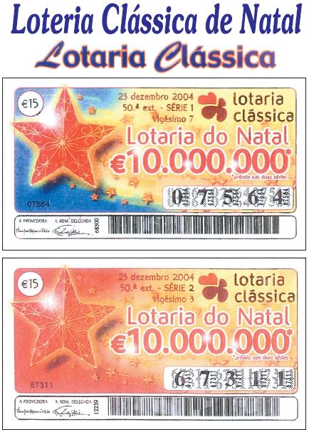 A Loteria Nacional de Portugal II