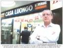 Família Luongo comemora 80 anos pela segunda vez