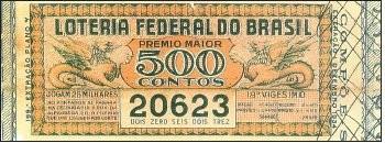 500 Contos - 1934