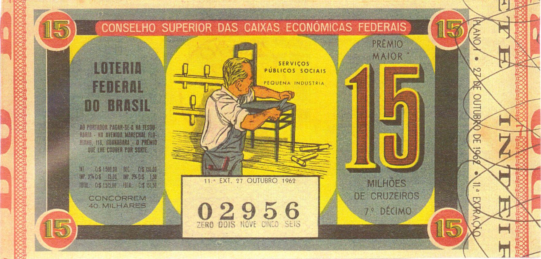 Extração 0011 - Serviços Públicos Sociais - Pequena Indústria