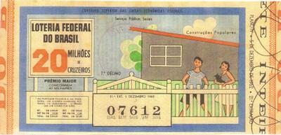Extração 0021 - Serviços Públicos Sociais - Construções Populares