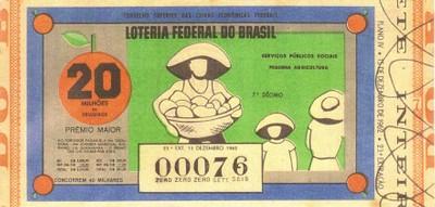 Extração 0023 - Serviços Públicos Sociais - Pequena Agricultura