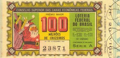 Extração 0025 - Serviços Públicos Sociais - Especial de Natal (Série A)