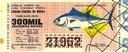 Extração 0689 - Sarda-Atum Branco do Atlântico
