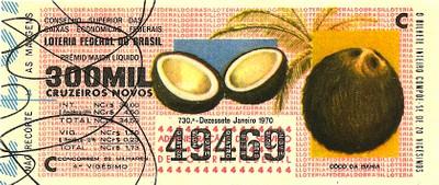 Extração 0730 - Coco da Bahia