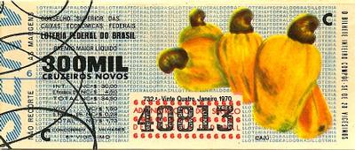 Extração 0732 - Caju