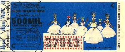 Extração 0736 - Carnaval