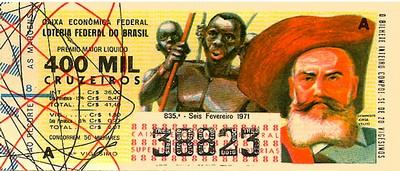 Extração 0835 -  Domingos Jorge Velho.