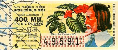 Extração 0836 -  Francisco de Melo Palheta.