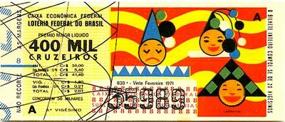 Extração 0839 -  Carnaval.