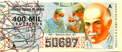 Extração 0845 -  Miguel Couto.
