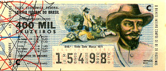 Extração 0848 -  Henrique Dias.