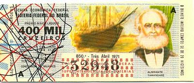 Extração 0850 -  Almirante Tamandaré.