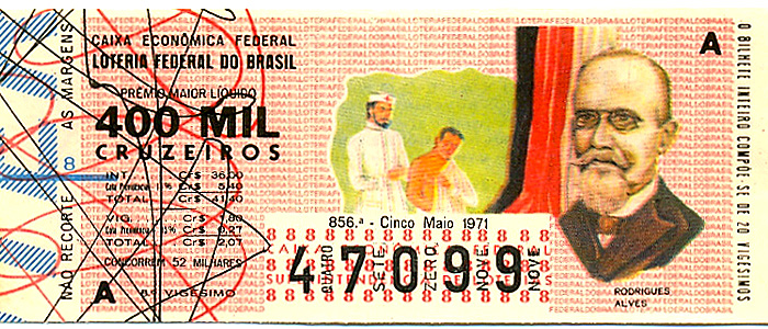 Extração 0856 -  Rodrigues Alves.