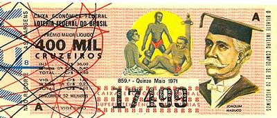 Extração 0859 -  Joaquim Nabuco.
