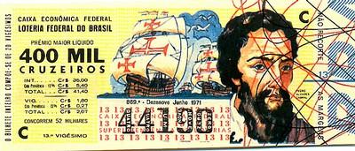 Extração 0869 -  Pedro Álvares Cabral.