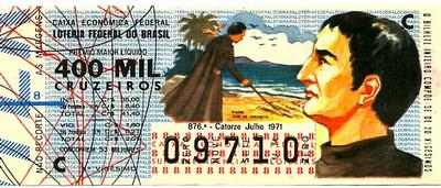 Extração 0876 -  Padre José de Anchieta.
