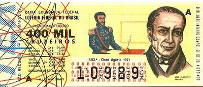 Extração 0883 -  José Clemente Pereira.