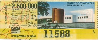 Extração 1573 - Centro de Conveções de Guarapari - ES