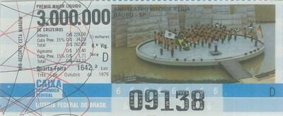 Extração 1642 - Anfiteatro Vitória Régia - Bauru - SP