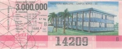 Extração 1646 - Prefeitura Municipal - Campos Novos - SC
